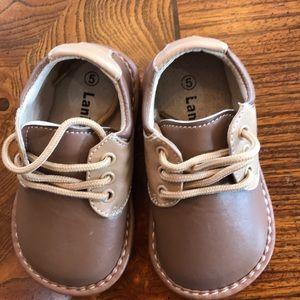 cd00da234e Laniecakes Shoes - Lanie Cakes Dress Shoes Boys size 5 EUC Brown